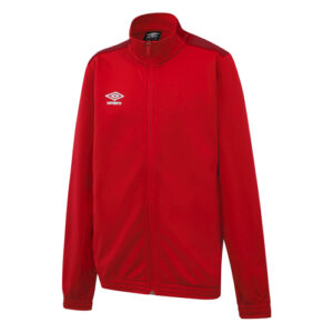 Training Knitted Jacket Vermillion
