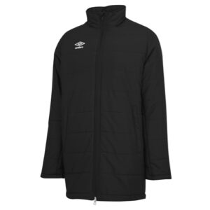 Training Padded Jacket Black