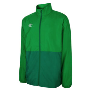Training Shower Jacket Emerald