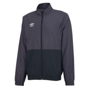 Training Woven Jacket Carbon