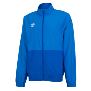 Training Woven Jkt French Blue
