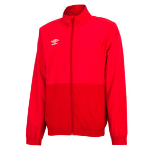Training Woven Jacket Vermillion