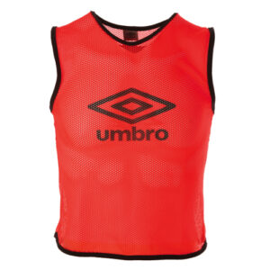 Umbro Bib Red