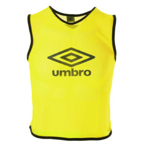 Umbro Bib Yellow