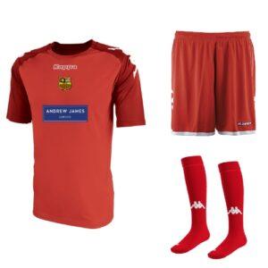 Donaghadee training kit