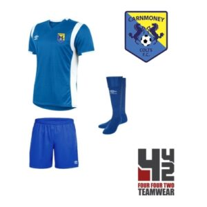 Carnmoney Colts Training Kit
