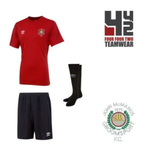 Groomsport Youth Traing Kit