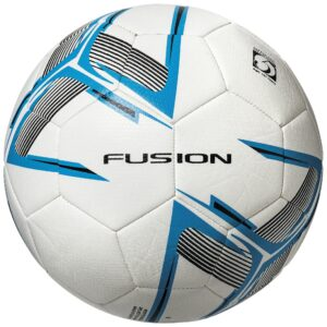 Fusion Football white blue