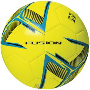 Fusion football yellow