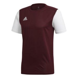 Adidas estro 19 ss jersey maroon