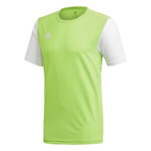 Adidas estro 19 ss jersey solar green