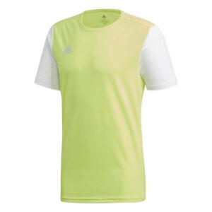 Adidas estro 19 ss jersey solar yellow