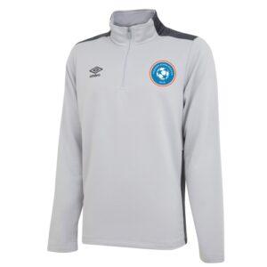 Premier stars soccer 1/4 zip sweat