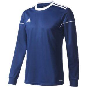 Adidas Squadra 17 Ls Jersey Dark Blue