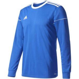 Adidas Squadra 17 Ls Jersey Bold Blue