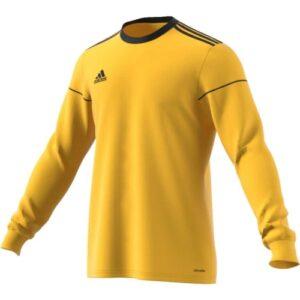 Adidas Squadra 17 Ls Jersey Bold Gold