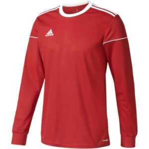 Adidas Squadra 17 Ls Jersey Power red