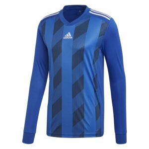 Adidas striped 19 ls jersey bold blue