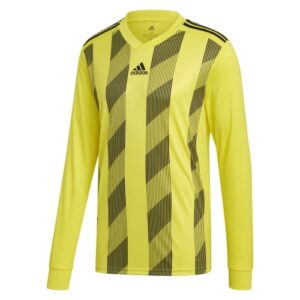 Adidas striped 19 ls jersey yellow