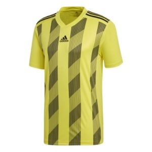 Adidas Striped 19 SS Jersey Yellow black