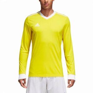 Adidas Tabela LS Jersey Yellow