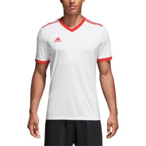 Adidas Tabela SS Jersey White red