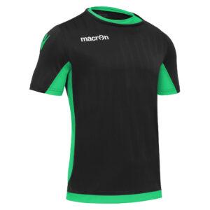 Macron Kelt Jersey Black Green