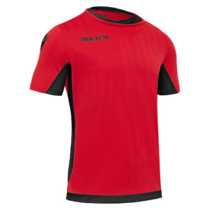 Macron Kelt Jersey Red Black