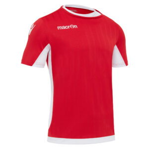 Macron Kelt Jersey Red White