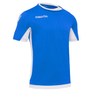 Macron Kelt jersey Royal Blue white