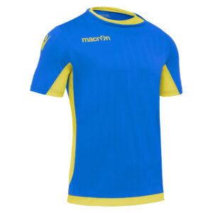 Macron Kelt Jersey Blue Yellow