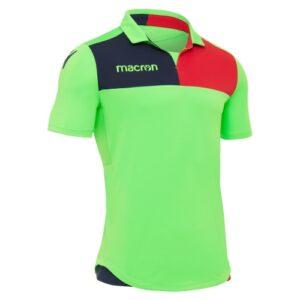 Macron Nunki Jersey Green