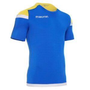 Macron Titan Jersey Royal Blue Yellow