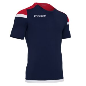 Macron Titan Jersey Dark Blue Red