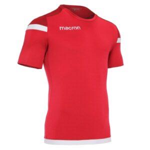 Macron Titan Jersey Red