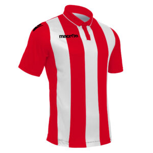 Macron Skoll Red White