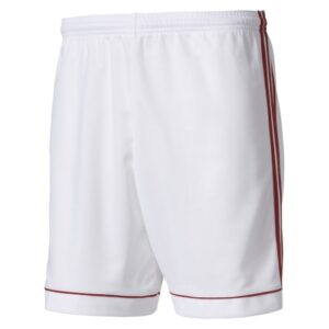 Adidas Squadra 17 short white red