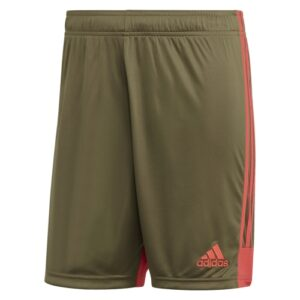 Tastigo 19 Short - Khaki shock red