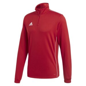 Adidas Core 18 Quarter Zip Power red