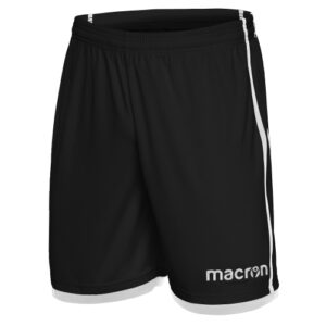 Macron Algol Short Black White