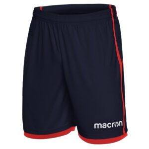 Macron Algol Short Navy Red
