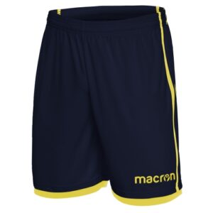 Macron Algol Short Navy Yellow
