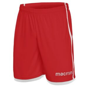 Macron Algol Short Red