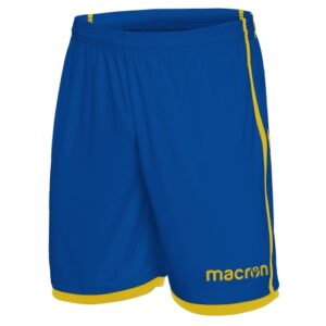 Macron Algol Short Royal Yellow
