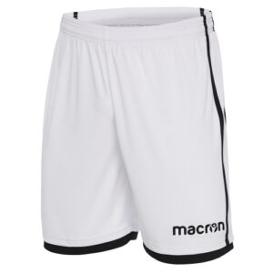 Macron Algol Short White Black