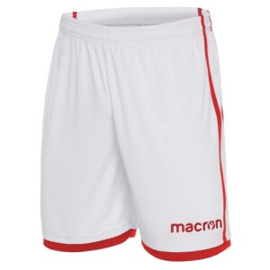 Macron Algol short wht red
