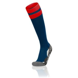 Macron Azlon Socks Navy Red