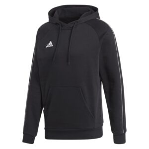 Adidas Core 18 Hoodie Black