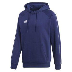Adidas Core 18 Hoodie Dark Blue