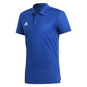 Adidas Core 18 Polo Bold Blue